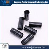 Soem-nichtstandardisiertes schwarzes Standardmetallrunde zylinderförmige Schrauben-Stifte