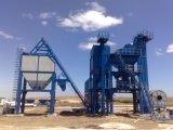 Planta de mistura do asfalto do projeto modular