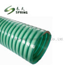 Mangueira de Sucção pesada de plástico de PVC para transporte de pó