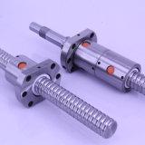 Sfu5010 CNC 기계를 위한 두 배 견과 공 나사