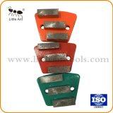 Металлические Бонд алмазных сегментов шлифовального круга пластину абразивные инструменты крепежных деталей колес для конкретных