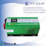 Whc 2000Wの純粋な正弦波の充電器の太陽インバーター