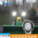 Раунда IP67 27W Offroad светодиодный индикатор работы фонаря освещения автомобиля