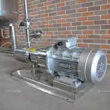 Calefacción eléctrica de acero inoxidable tanque agitador de vacío para Cosmética