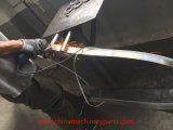 Kanzo Bi de acero de alta velocidad de ancho de banda de metal de hoja de sierra de corte en aluminio