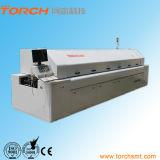 Высокоскоростная печь Reflow горячего воздуха для SMT