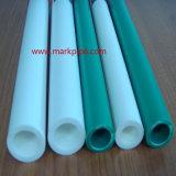 Tubo standard della plastica PPR di BACCANO per acqua fredda
