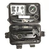 11-в-1 Multi профессиональные инструменты для использования вне помещений передача комплекта для путешествий и для походов и катания на велосипеде и подъеме/охота