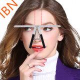 Three-Point het Plaatsen van de Heerser van de wenkbrauw Permanente Make-up