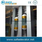 Elevatore commerciale del passeggero di osservazione certificato Ce
