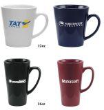 Caneca de café de grés, caneca de Latte, caneca de café