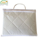 Le bébé en bambou respirable ajuste tous les protecteur/couverture imperméables à l'eau en plastique de matelas de huche de tailles de huche de norme