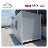 가벼운 강철 조립식 집 경제 콘테이너 집