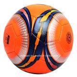 Muestra gratuita personalizada colorido logotipo impreso el fútbol