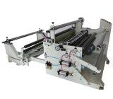 Rollo de papel cinta/3m/Plástico máquina rebobinadora cortadora longitudinal con función de laminado