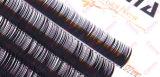 O vison sintético Handcrafted da composição da qualidade superior chicoteia extensões