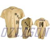 Nach Maß Emboridery/Gerät-Twill/Drucken Sports Baseball-Hemden (B026)