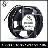 protetor plástico do ventilador de 175mm