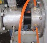 De HDPE extrusão do tubo plástico da linha de produção