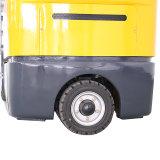 carrello elevatore elettrico di Opered della piccola batteria 3-Wheel 1.8 tonnellate