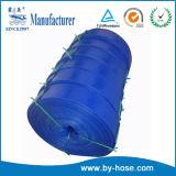 Irrigação Industrial Layflat PVC tubo de borracha de água macia