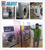 Grande alta qualità di vendita estrattore Goldfist cinese della rondella da 100 chilogrammi per le lavanderie e gli hotel