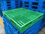 48 de Onder ogen gezien Staal Versterkte Plastic Pallet van X 45 Duim Dubbel