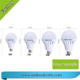 Una buena calidad LED 7W Lámpara de emergencia