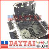 4+24 max pour 24 coeurs de port fibre optique de la fermeture de l'épissure avec 3 pièces séparateur PLC 1X8