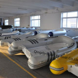 Liya 3-8 personnes canot de sauvetage gonflable bateau en fibre de verre Ce approuvé