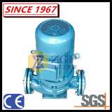 Bomba centrífuga química en línea vertical del acero inoxidable del duplex del aumentador de presión de China