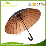 D'impression parapluie ouvert automatique fait sur commande en gros de promotion directement grand