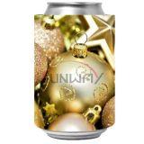 昇進ビール飲料缶のホールダーの短いクーラーのクリスマスのギフト(BC0041)