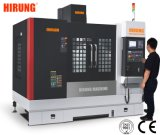 Tipo vertical de la fresadora del CNC para el funcionamiento EV850 de la alta precisión de la pieza de metal/molde