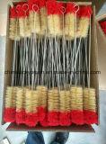 Brosse de nettoyage de poussière de mélange de poils et de poils (YY-561)