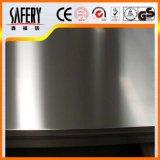 Plaque d'acier inoxydable d'ASTM A240 TP304