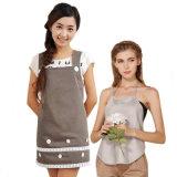 Vêtements de maternité de rayonnement de fibre en métal d'approvisionnement d'usine anti
