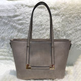 Sh172による方法傾向の女性ショルダー・バッグのヨーロッパ式のサンプルPUの大きい袋