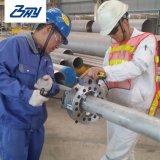 Bâti de fractionnement/découpage pneumatique portatif OD-Monté de pipe et machine taillante (SFM0612P)