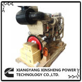 Original Ccec propulsion marine moteur diesel Cummins Kta19-M640 477kw/1800tr/min