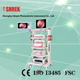 Torre da câmera do CCD da endoscopia para o Urology