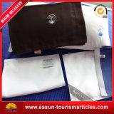 Custom хлопка отель подушка случае вышивка конструкций