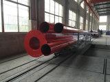 18m-40m 400W FOCO LED están ajustadas del mástil de acero de alta torre de iluminación