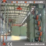 Macchina d'attaccatura di granigliatura del trasportatore Chain/strumentazione pallinatura