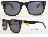 Frame clássico Eyewear dos óculos de sol do acetato