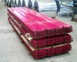 工場価格の高品質PPGIボックスプロフィールの屋根ふきシート