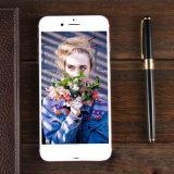 2017 Goophone neuf I8 plus 8p 5.5 les téléphones cellulaires I8 déverrouillés de couverture en verre de ROM Smartphone du RAM 4GB du faisceau 512MB de quarte de pouce Mtk6580