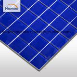 Фошань Non-Slip смешанных голубой мозаикой стеклянной мозаики производителей бассейн плитки