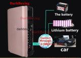 côté en gros bon marché de pouvoir de menu du véhicule 70000mAh de batterie mobile de chargeur