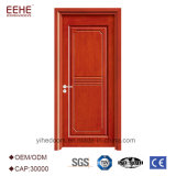 Bonne qualité en bois solides portes de bois pré Hung